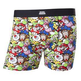 Super Mario and Friends Boxershorts