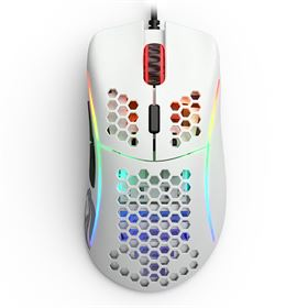 Glorious PC Gaming Race Model D Matte White