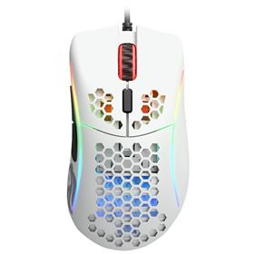 Glorious PC Gaming Race Model D Glossy White