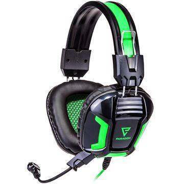 Paracon SONA Gamer Headset - Grøn